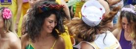 Arribem a Brasil al ritme de samba... ai no, de frevo!