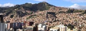 Cap a la capital, La Paz, passant per Cochabamba