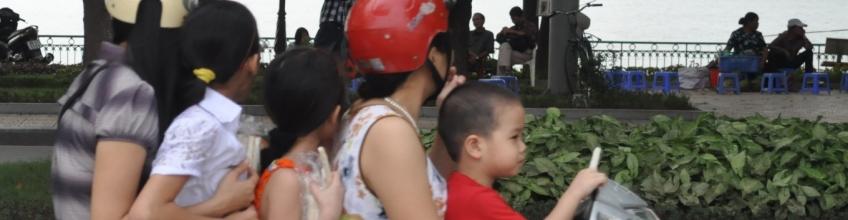 Vietnam, vist i no vist