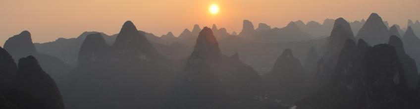 Xingping: la Xina rural i les muntanyes karst